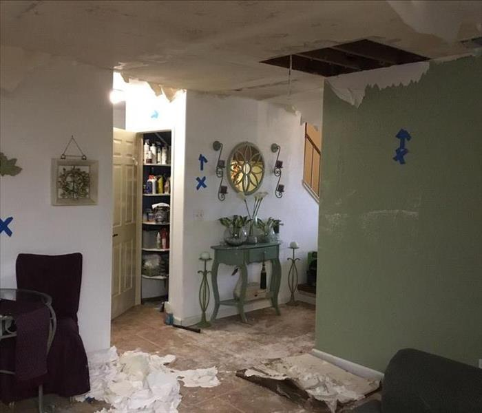 Water Damage in Arden-Arcade