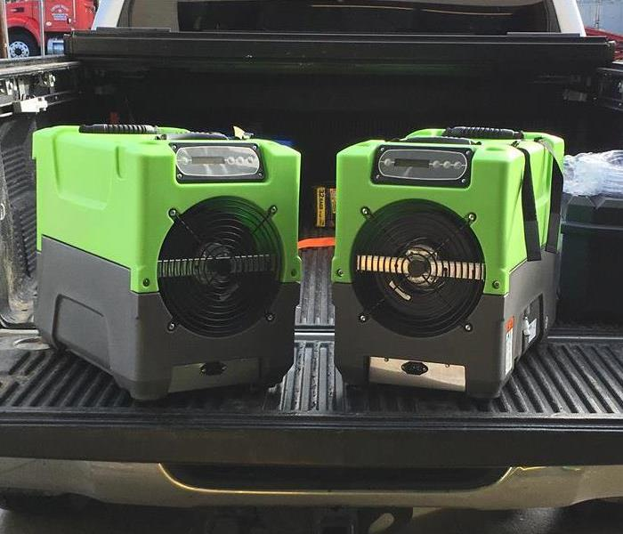 SERVPRO of East Sacramento / West Arden-Arcade Adds More New Equipment