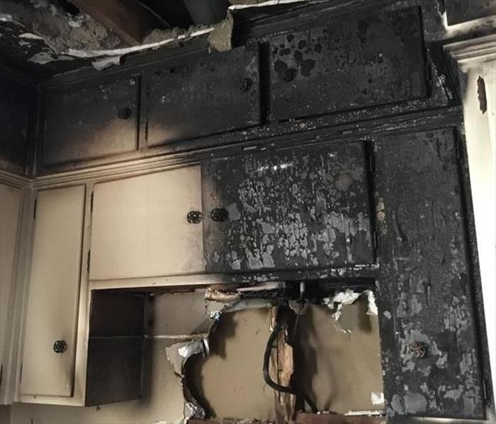 Fire Damage Sacramento Smoke and Soot Cleanup