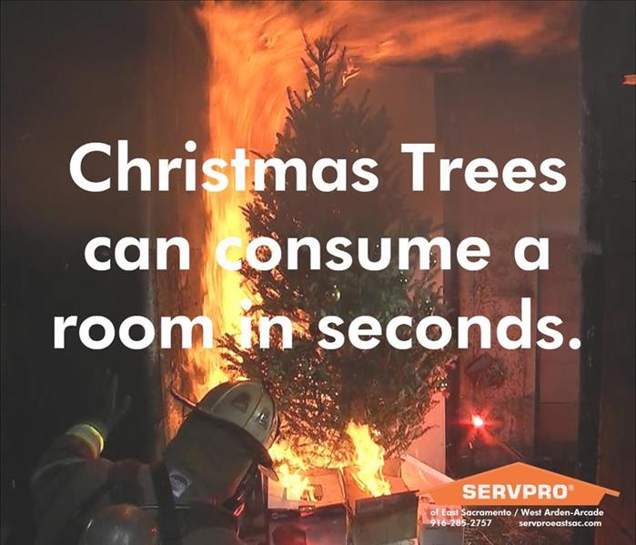 Fire Damage Holiday Fire TIps