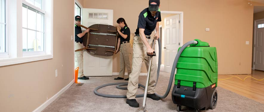 Sacramento, CA residential restoration cleaning